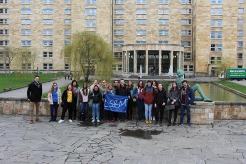Student fir 1 Dag 2018